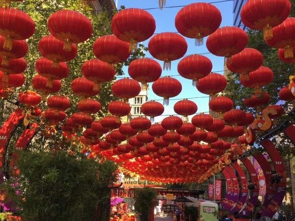 Китайската Нова година настъпва на 25 януари 2020 г. Тя