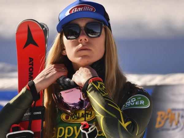 Голямата звезда на алпийските ски Микаела Шифрин от САЩ спечели