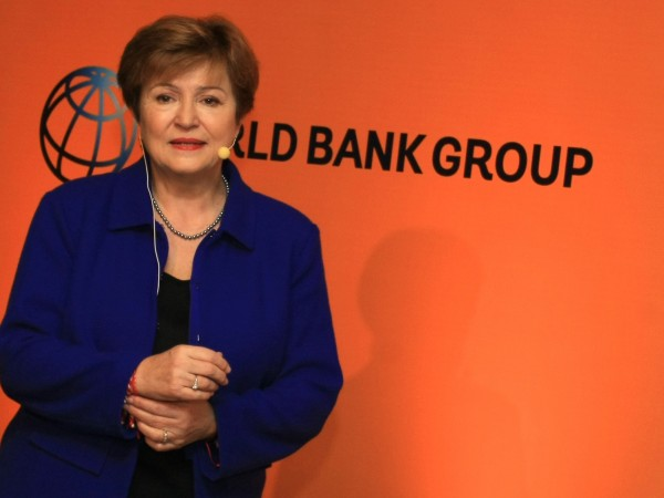 Управляващият директор на Международния валутен фонд Кристалина Георгиева заяви в