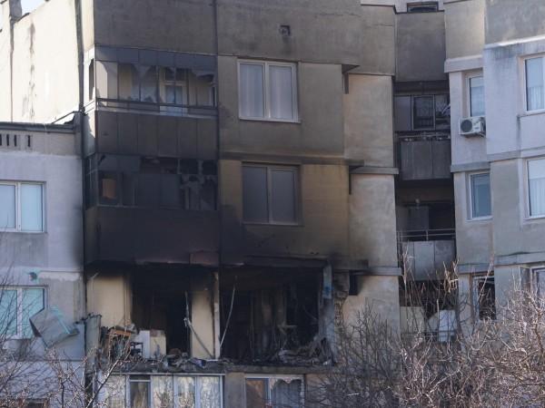 Жената, живяла с бившия полицай Веселин Димитров, който взриви апартамента