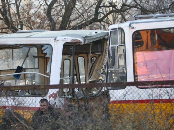 Човешка грешка е най-вероятната причина за тежката трамвайна катастрофа, при