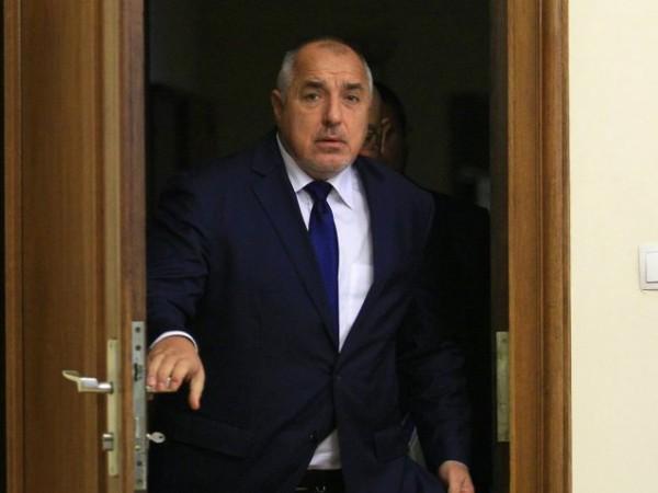 Министър-председателят Бойко Борисов изпрати съболезнователна телеграма до президента на Република