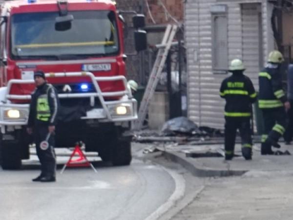 Снимка: Възрастна жена загина при пожар в Пловдив