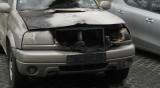 Пламнаха десетки коли в автоморга в Хасково