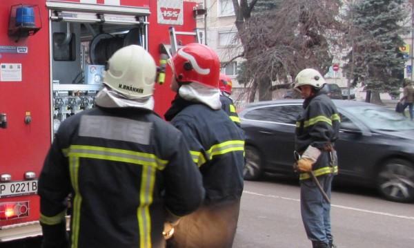 Възрастна жена изгоря при пожар в къщата си