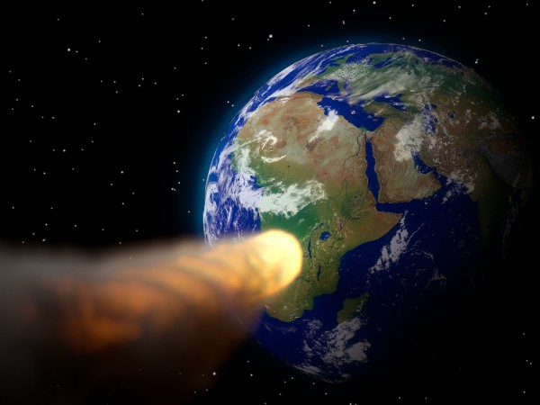 Потенциално опасен астероид с диаметър от 440 до 990 метра