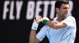 Чиста победа за Джокович, отива на 1/4-финал срещу Раонич