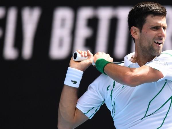 Новак Джокович се класира за четвъртфиналите на Откритото първенство на