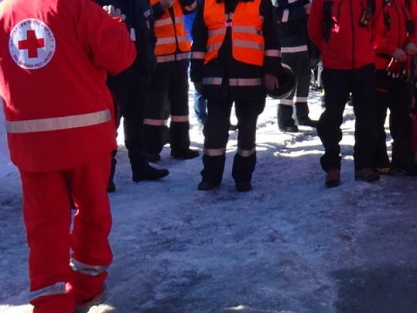 Спасеният вчера пострадал алпинист в района на замръзналия водопад Рилска