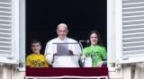 Папа Франциск: Господи, помогни на Китай в борбата със заразата