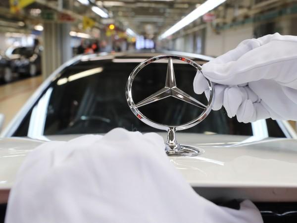 Компанията Mercedes-Benz не е успяла да изпълни плана си за