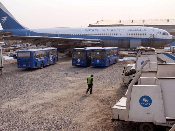 Самолет на авиокомпанията Ariana Afghan Airlines се разби в източната