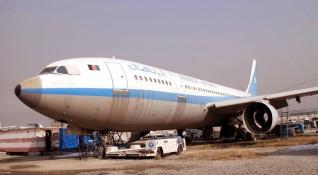 Разбилият се в Афганистан самолет използван от армията?