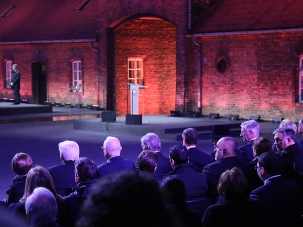 Премиерът Бойко Борисов участва в официалната церемония по повод 75