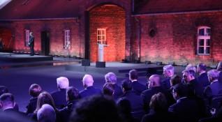 Борисов почете паметта на жертвите пред