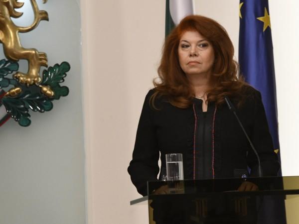 Вицепрезидентът Илияна Йотова ще предложи Асоциация на българските общности по