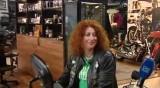 Живот на две гуми: Българка обикаля света с мотор
