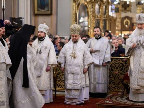 Старозагорският митрополит Киприян взе частие в катедралния събор в Елохово,