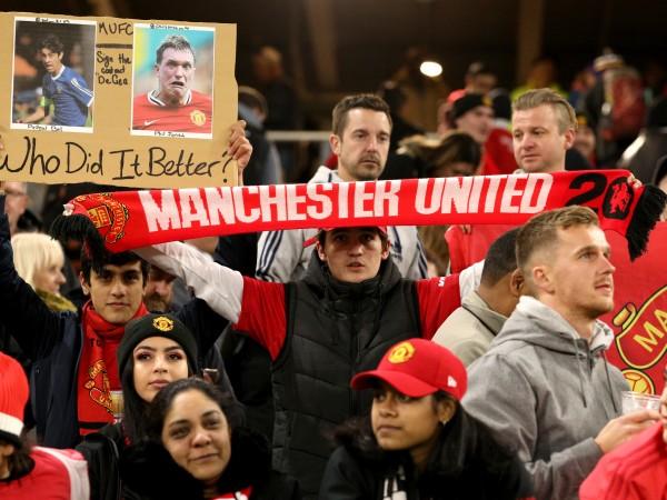 Цяла Англия изпадна в потрес, след като фенове на Манчестър