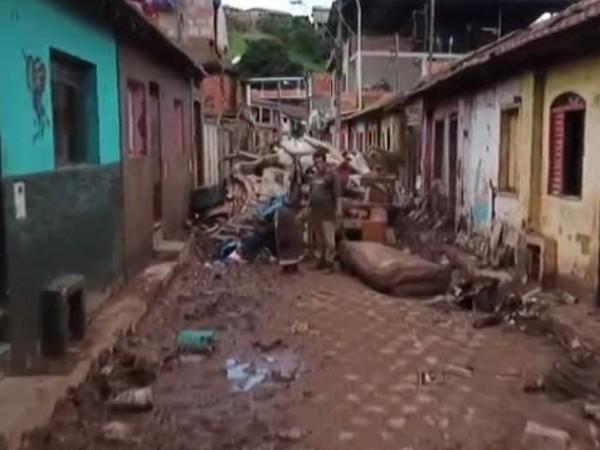 Рекордни дъждове и тежки наводнения в Бразилия отнеха живота на