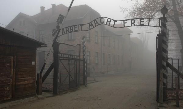 От САЩ: Аушвиц е освободен от американската армия