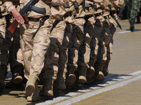 Регламентиране на възрастта за приемане на военна служба на 40