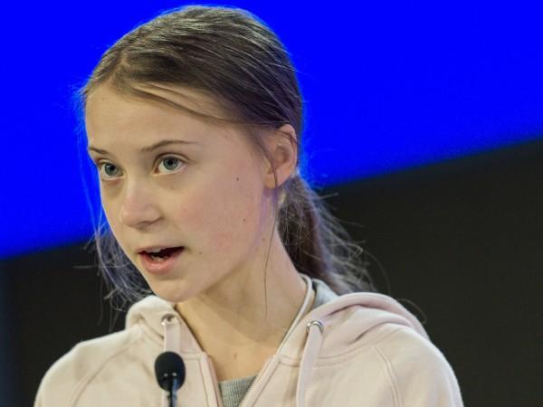 Шведската екоактивистка Грета Тунберг е подала заявка за регистрация на