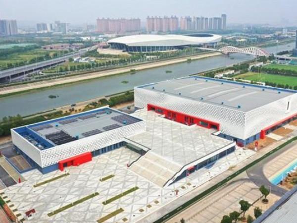 Световното първенство по лека атлетика в зала в град Нанкин