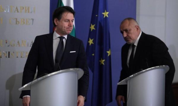 Обещахме си с Италия: Свободно движение в ЕС, но не за боклука