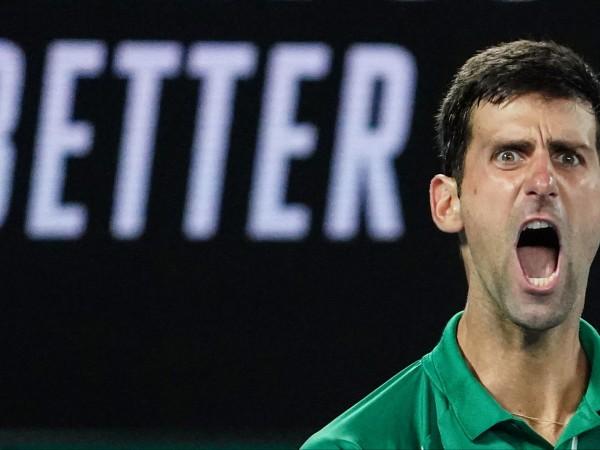 Завръщащият се утре на върха в световната ранглиста Новак Джокович,