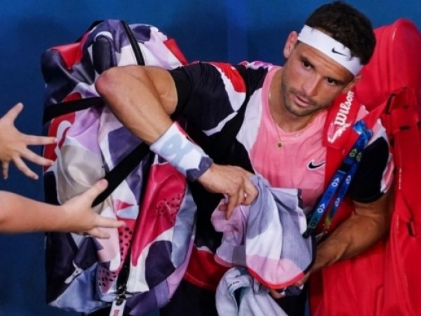 Най-добрият български тенисист Григор Димитров загуби три позиции в ранглистата