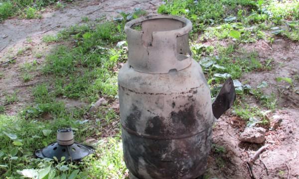 Неизправна газова бутилка предизвика пожар в Каварна
