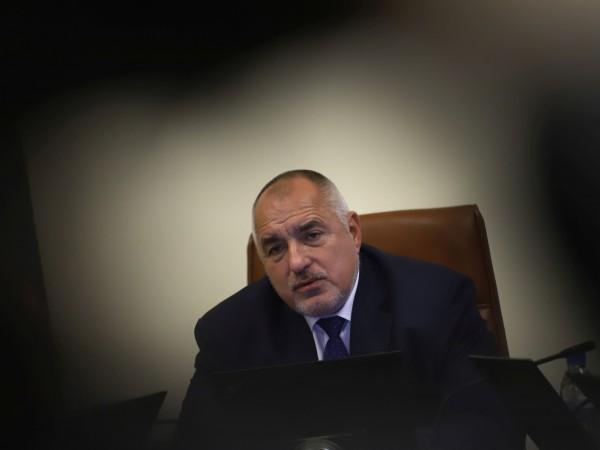 Бойко Борисов коментира думите на президента Радев, който по-рано през