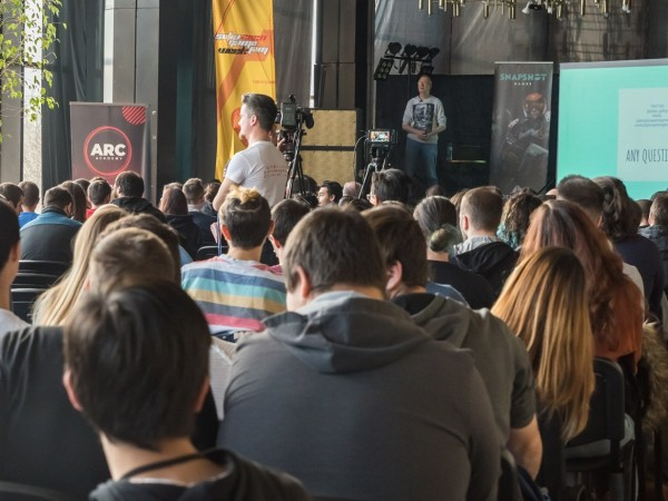 Най-голямото независимо гейм събитие у нас Sofia Game Jam Week