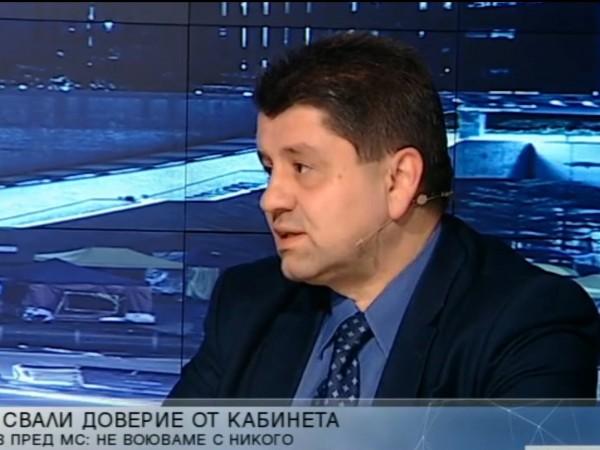 ГЕРБ обмислят процедура по импийчмънт на президента Румен Радев след