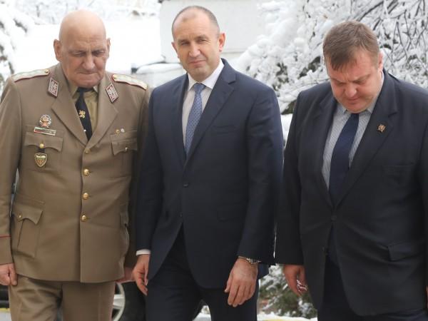 Началникът на отбраната генерал Андрей Боцев отчете изпълнени дейности и