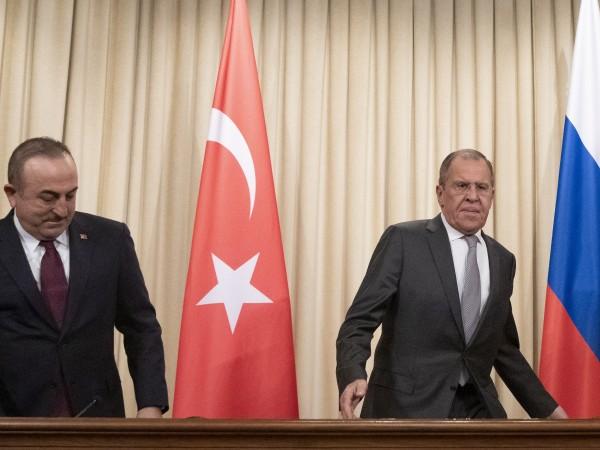 Разногласията между Русия и Турция по повод на ситуацията в