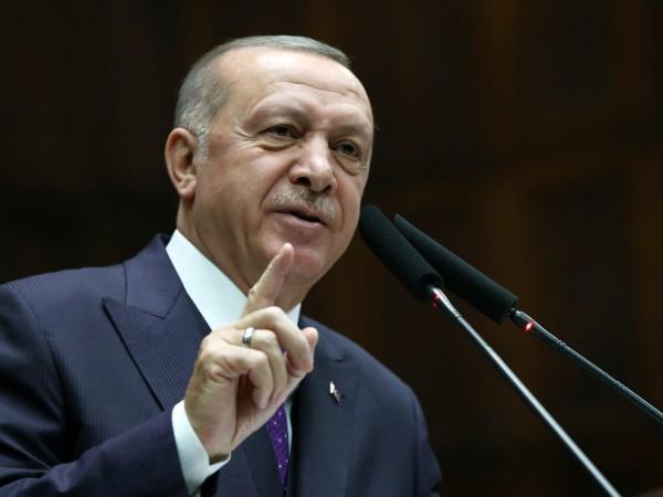 Турският президент Реджеп Ердоган заяви, че страната му категорично отхвърля