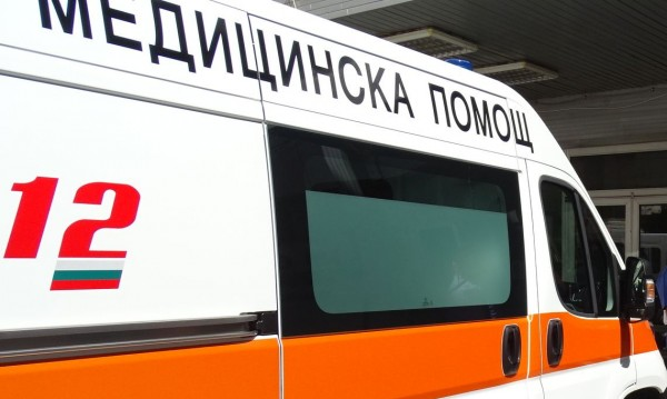 Метален варел се взриви, 64-годишен в болница