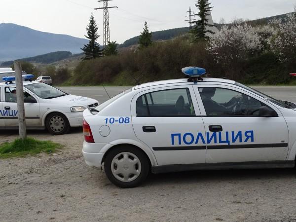 Под ръководството на Окръжната прокуратура тази сутрин започна полицейска операция