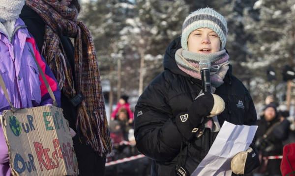 Снимат документален сериал за Грета Тунберг