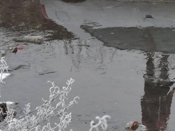 Авария в хвостопровод е довела до замърсяване на водите на