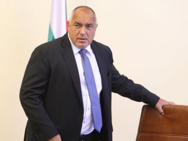 Премиерът Бойко Борисов подкрепи машинното гласуване за следващите парламентарни избори.
