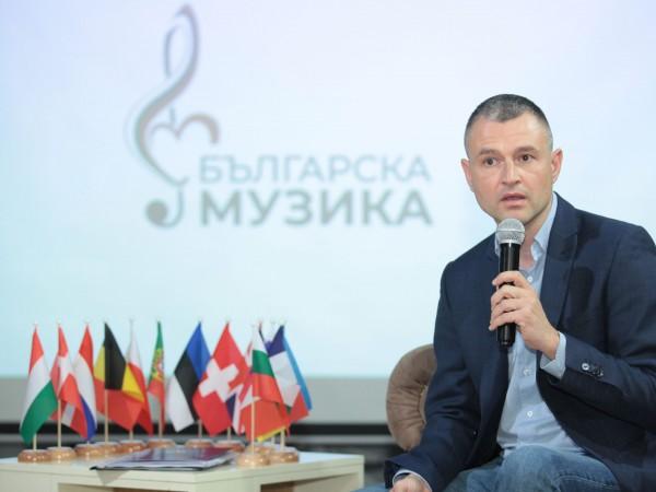 """Организацията за управление на авторски права """"Музикаутор"""" предлага законодателни промени"""