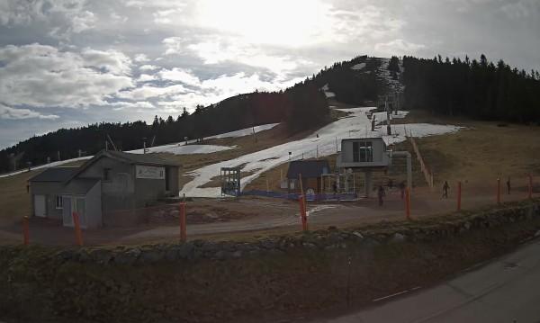 Сняг няма: Глобалното затопляне може да затвори ски курорти