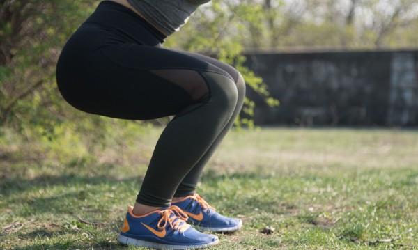 3 упражнения за бързо отслабване