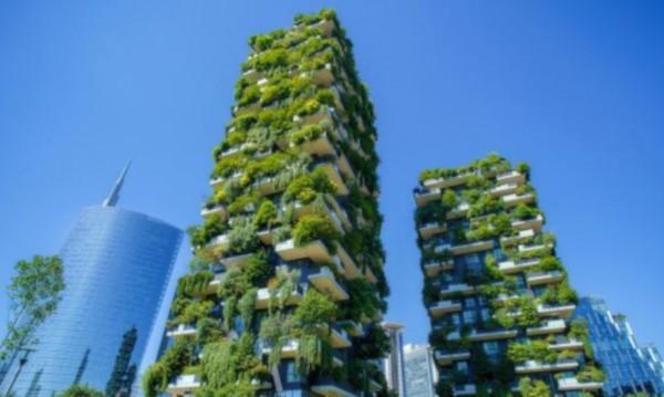 Заради климатичните промени: Градове като гори