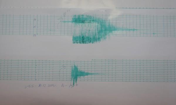 Трус с магнитуд от 4.7 на границата между Китай и Киргизстан
