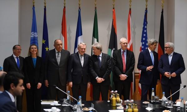 В Мюнхен учредиха Международен комитет за Либия
