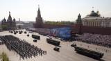 Сърбин тръгва пеша към Москва за парада за Деня на победата